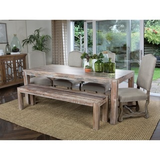 Hamshire Reclaimed Wood 72-inch Dining Table by Kosas Home