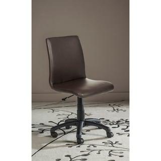 Safavieh Hal Brown Desk Chair