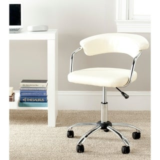 Safavieh Pier Cream Desk Chair