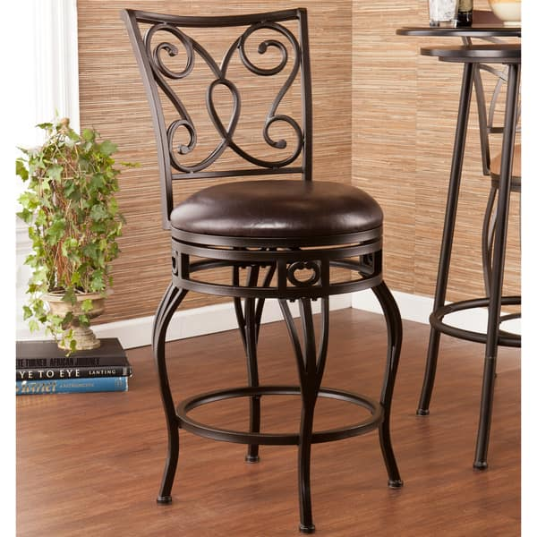 Peachy Shop Harper Blvd Cambridge Swivel Counter Stool Free Andrewgaddart Wooden Chair Designs For Living Room Andrewgaddartcom