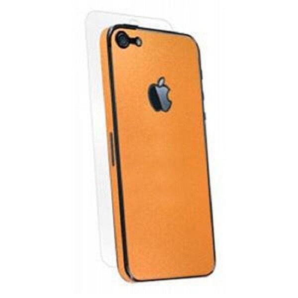 BodyGuardz BZ-ARLI5-0912 Orange Armor Rindz for iPhone 5