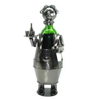 Chubby Waiter Bottle Holder Wine Caddy