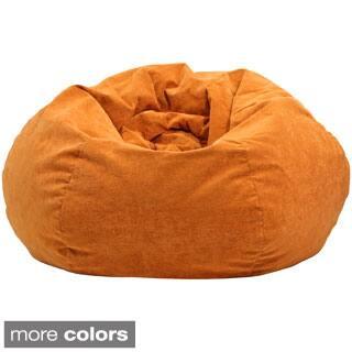 Extra Large Micro Fiber Suede Corduroy Bean Bag