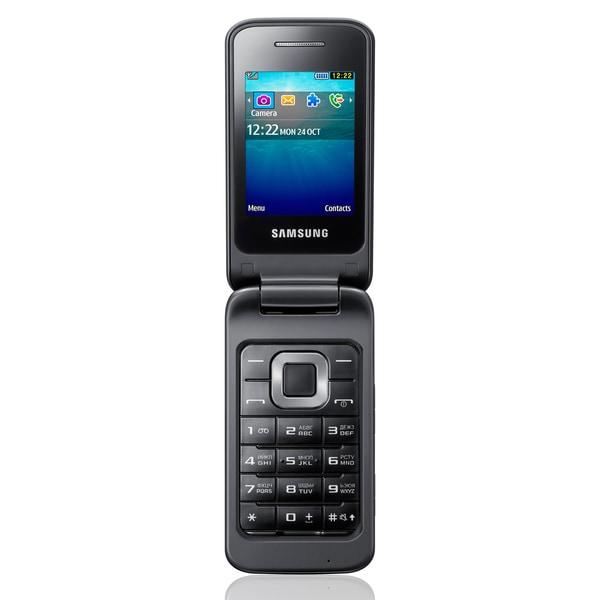 Samsung C3520 GSM Unlockled Flip Cell Phone