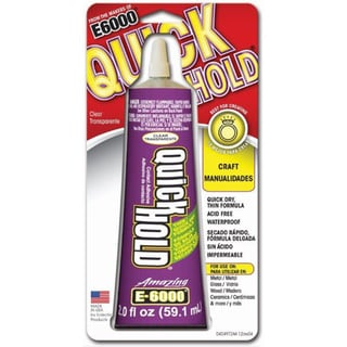 E6000 Quick Hold Adhesive (2 Ounces)