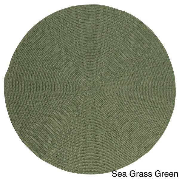Anywhere Round Reversible Indoor/ Outdoor Rug (6u0027 X 6u0027)   6u0027 X 6u0027   Free  Shipping Today   Overstock.com   15506225