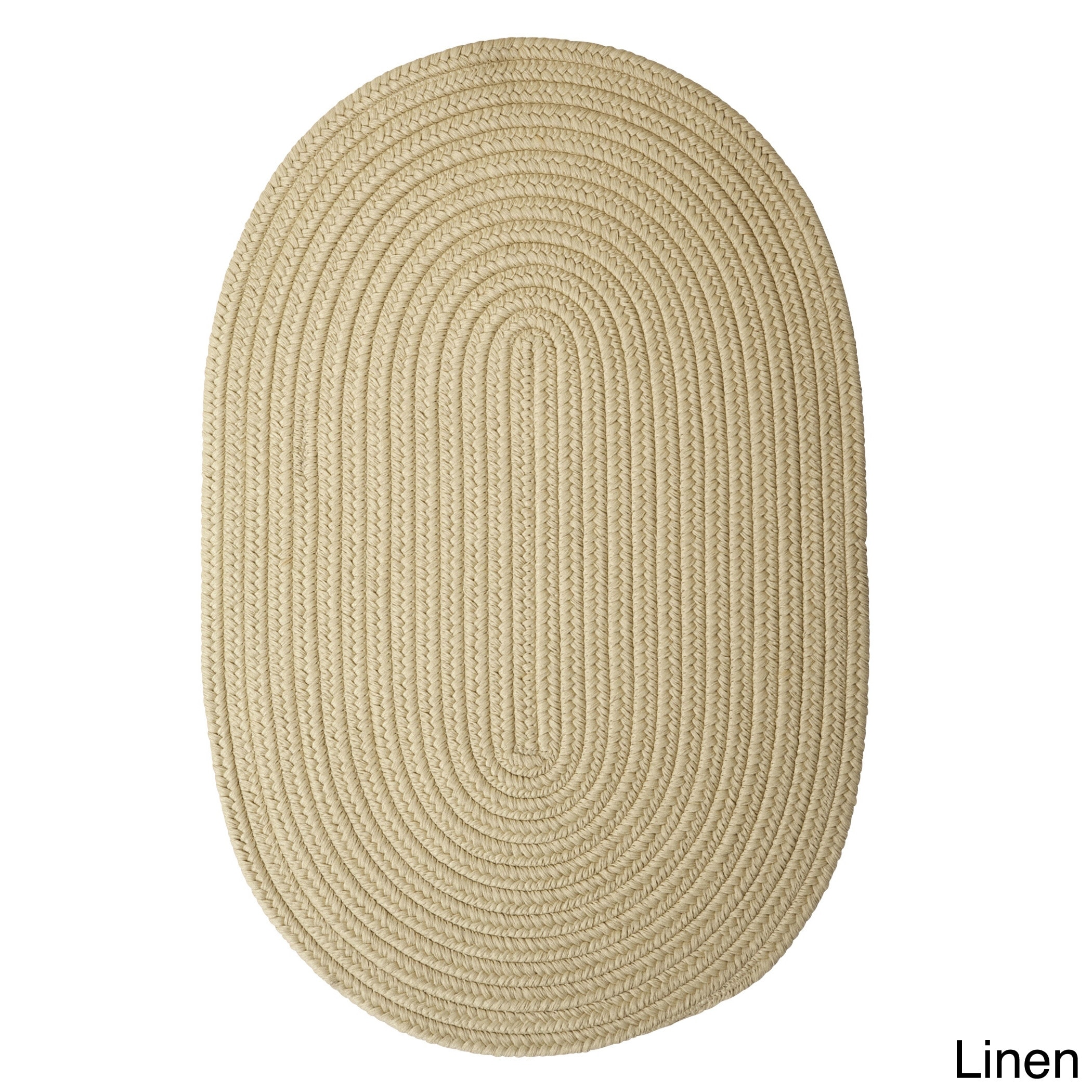Colonial Mills Anywhere Oval Reversible Indoor/ Outdoor B...