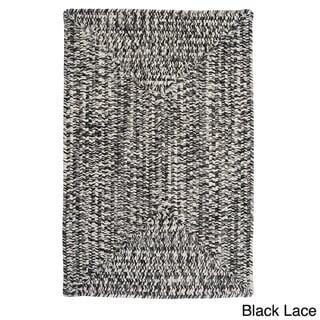 Ocean's Edge Braided Outdoor Rug (8' x 10')