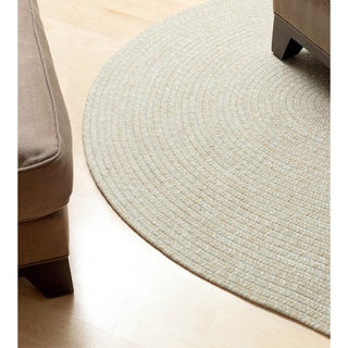 Urban Blend Braided Reversible Rug USA MADE - 8' x 10'