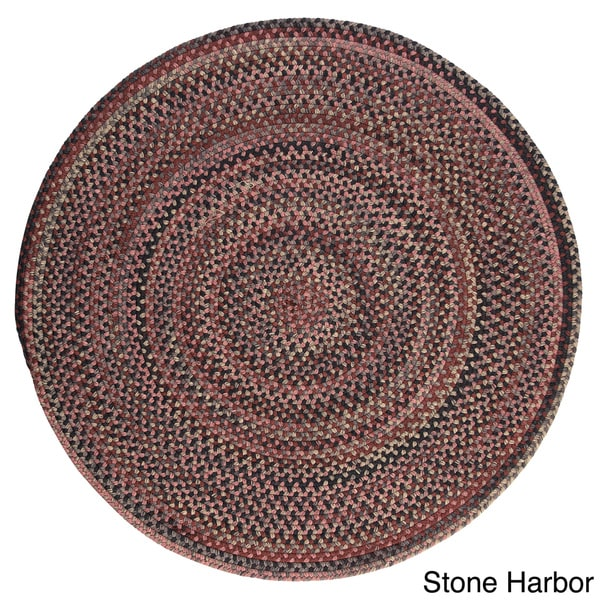 Copper Grove Tonto Multicolor Reversible Wool Rug. Opens flyout.