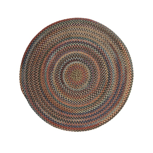 Forester Braided Area Rug 6 Round Free Shipping Today