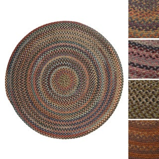 Forester Braided Area Rug (6' Round) - 6' x 6'