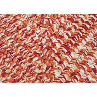 Ocean's Edge Multicolored Area Rug (6' x 9')