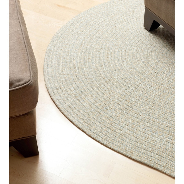 Urban Blend Braided Reversible Rug USA MADE