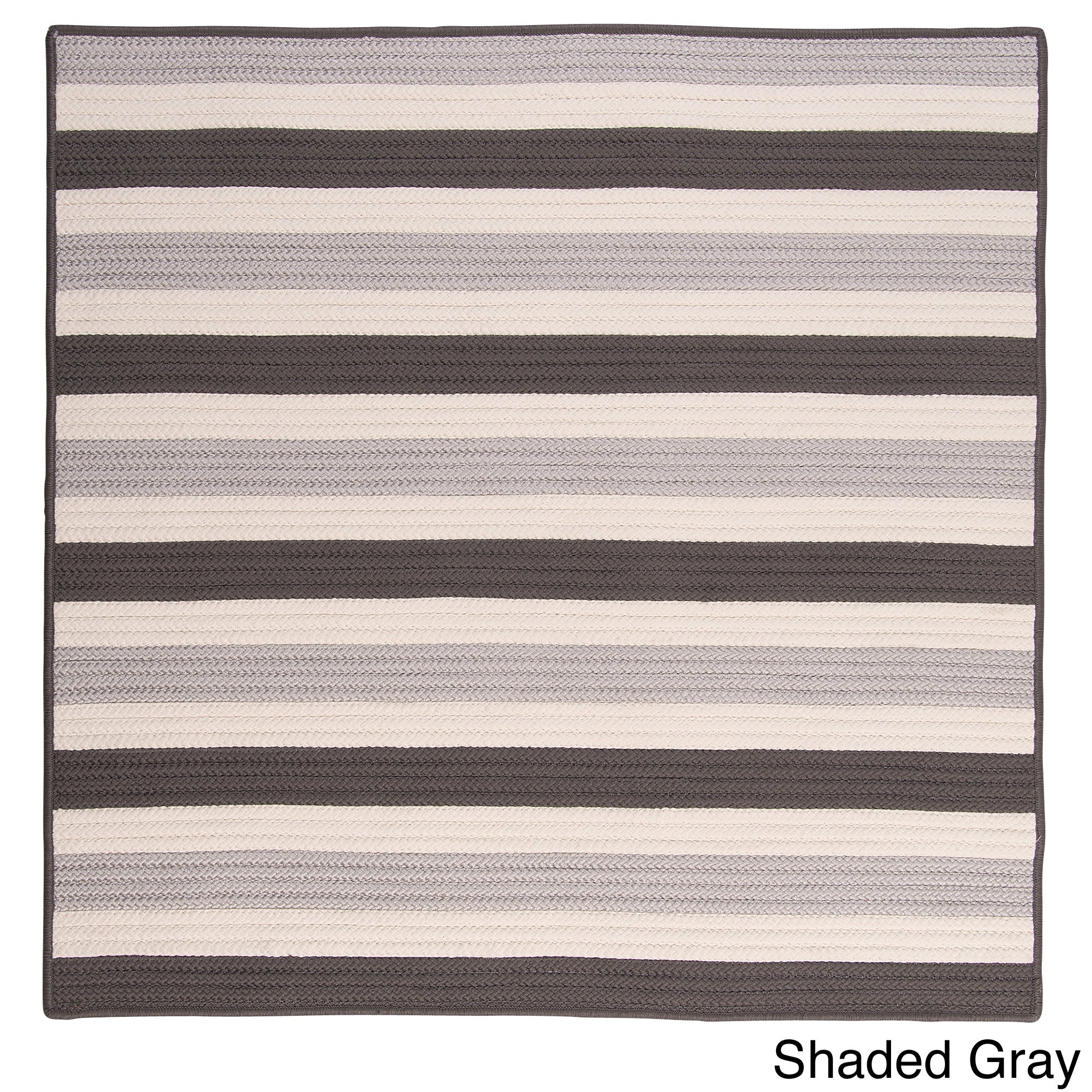 Colonial Mills Striped Out Indoor/ Outdoor Area Rug (8' x...