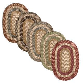 Gourmet Braided Area Rug (3' x 5')