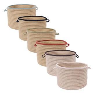 Light House Two-tone Utility Baskets