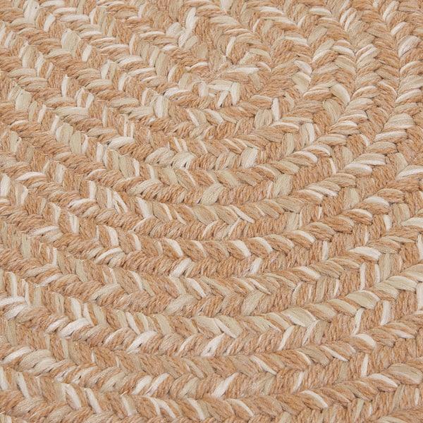 Urban Wool Blend Flat Braided Rug