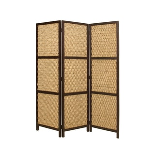 Braided Rope 3-Panel or 4-Panel Seagrass Screen (China)