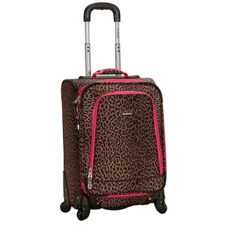 Leopard Luggage - Shop The Best Deals for Oct 2017 - Overstock.com