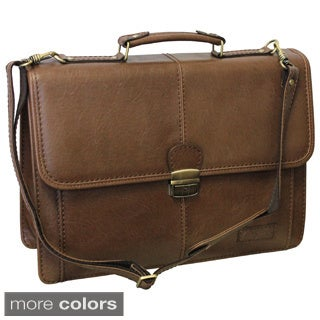 Amerileather Jefferson Executive Briefcase