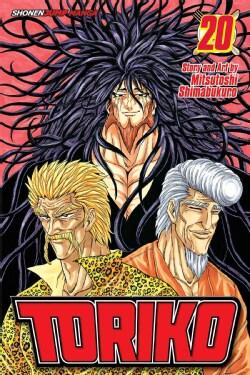 Toriko 20: Ichiryu and Midora!! (Paperback)