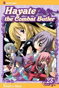 Hayate the Combat Butler 23 (Paperback)