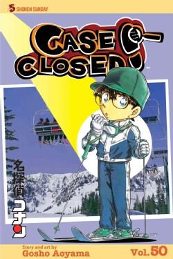 Case Closed 50 (Paperback)