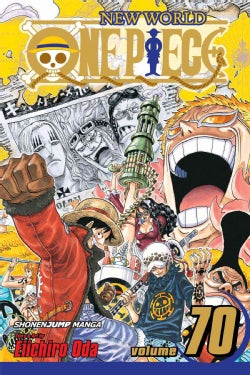One Piece 70: New World (Paperback)
