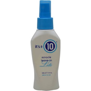 It's a 10 Miracle Leave-in Lite 4-ounce Spray