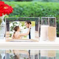 Sand Ceremony Photo Vase Unity Set