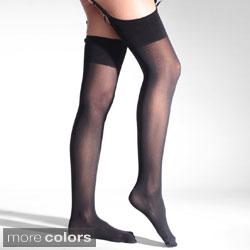 American Apparel Women's Sheer Luxe Stockings