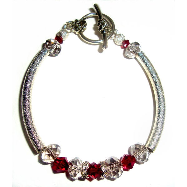 Elegant Crystal Bracelet (USA)