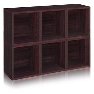 Handmade Axel Eco Friendly Stackable Modular Storage Cube Bookcase LIFETIME WARRANTY (made from sustainable n
