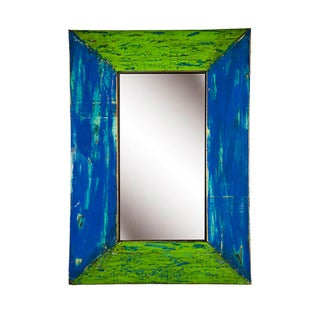 Hijau Rectangle Mirror