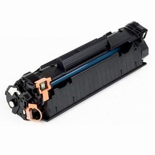 Canon 125 Compatible Black Nonrefillable Laser Toner Cartridge