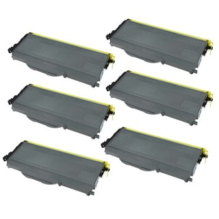 Brother TN360 Black Compatible Toner Cartridges (Pack of 6)