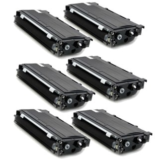 Brother TN350 Compatible Black Toner (Pack of 6)