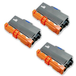 Brother TN750 Compatible Black Toner Cartridges (Pack of 3)