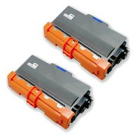 Brother TN750 Compatible Black Toner Cartridges (Pack of 2)
