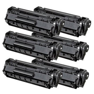 Canon 104 (0263B001A) Compatible Black Toner Cartridges (Pack of 6)