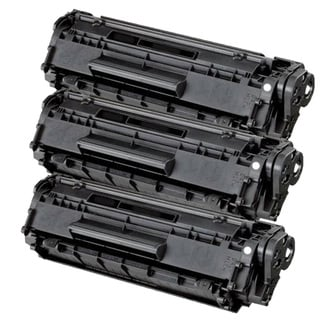 Canon 104 (0263B001A) Compatible Black Toner Cartridges (Pack of 3)