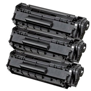 Canon 104 (0263B001A) Compatible Black Toner Cartridges (Pack of 3)