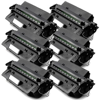 HP C4096A Black Remanufactured Toner (Pack of 6)