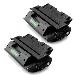 HP C8061X (61X) Compatible Black High Yield Toner Cartridge (Pack of 2)