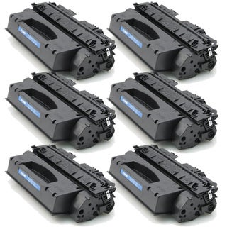 HP Q5949X (49X) High Yield Black Compatible Laser Toner Cartridge (Pack of 6)