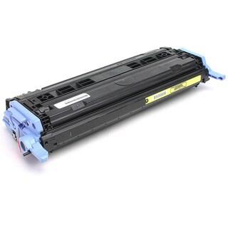 HP Q6002A (124A) Yellow Compatible Laser Toner Cartridge