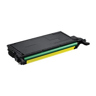 Samsung CLT-Y508L High Yield Yellow Compatible Laser Toner Cartridge