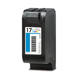 HP C6625AN (HP 17) Tri-Color Compatible Ink Cartridge