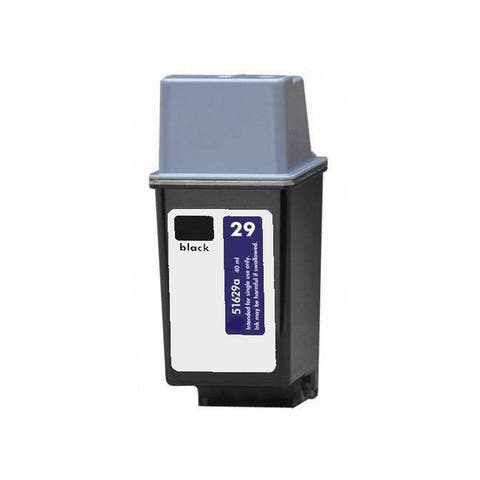 HP 51629A (HP 29) Black Compatible Ink Cartridge